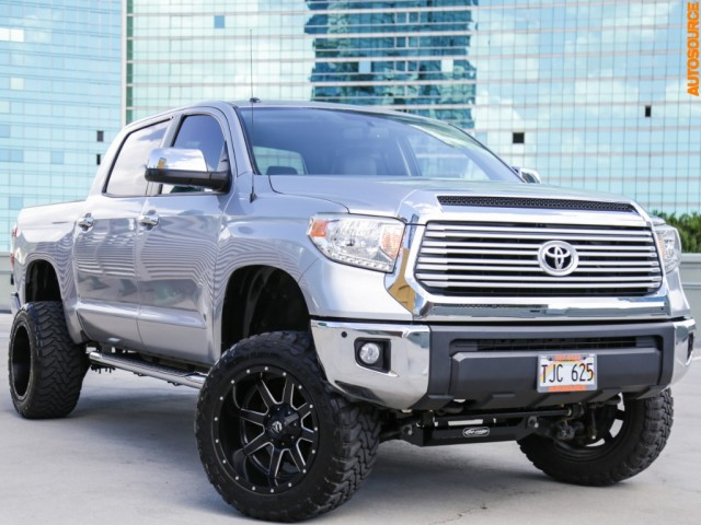2014 Toyota LIFTED 6INCH TUNDRA LIMITED