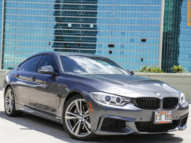 2015 BMW 435i Gran Coupe M Sport w/M Performance and Sound