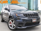 Jeep Grand Cherokee SRT 4X4 2017