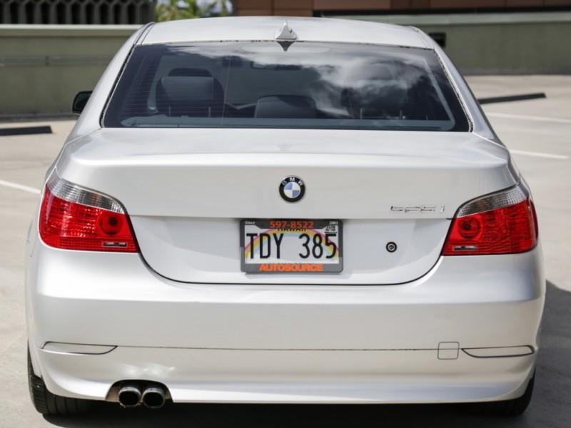 BMW 525i 2007 price $4,995