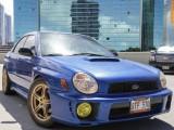 Subaru Impreza WRX (Manual) 2003