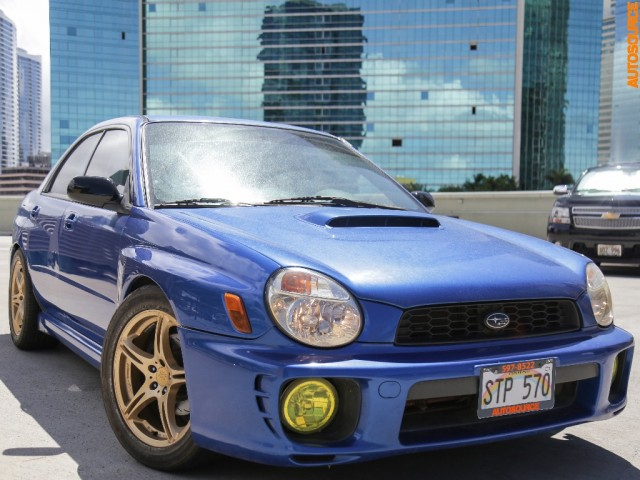 2003 Subaru Impreza WRX (Manual)