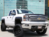 Chevrolet Silverado 4WD lifted CREWCAB 2014