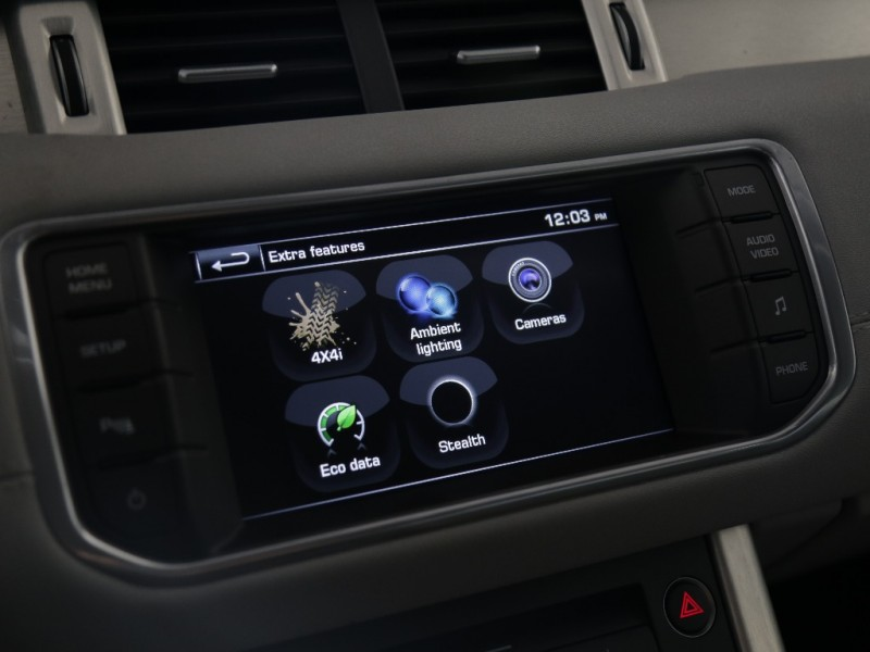 Land Rover Evoque Pure Plus 2015 price $27,995