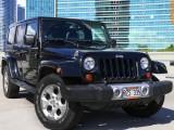Jeep SAHARA UNLTD 2013
