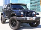 Jeep lifted WRANGLER sahara 2013