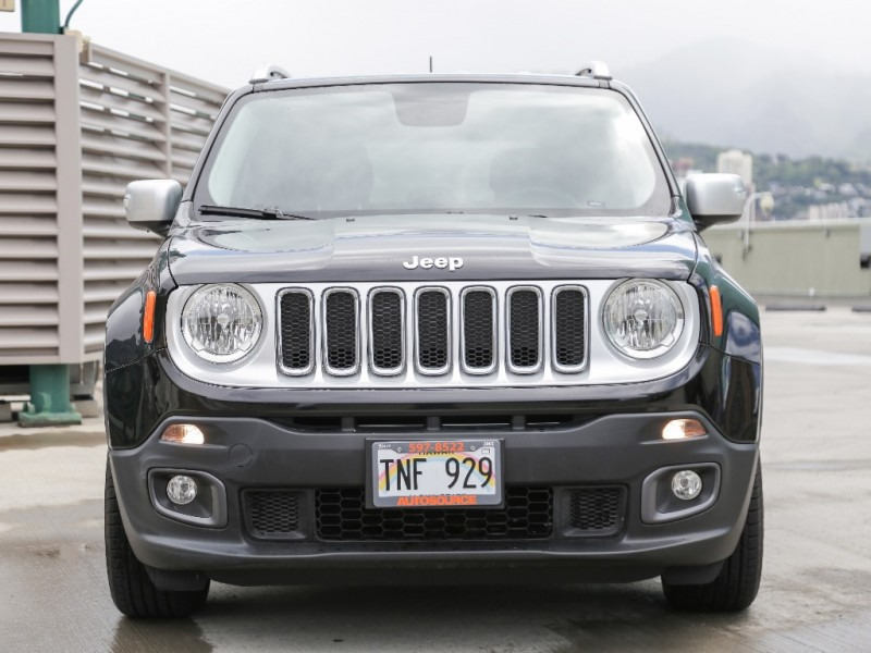 Jeep Renegade Limited 2015 price $17,995