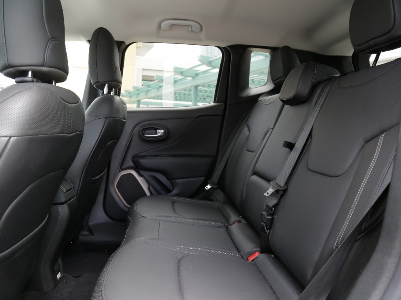Jeep Renegade Limited 2015 price $19,995