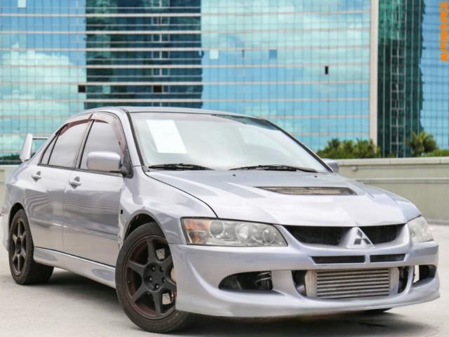 2003 Mitsubishi Lancer Evolution VIII