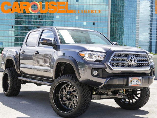 2017 Toyota Tacoma Lifted 4WD TRD Off-Road
