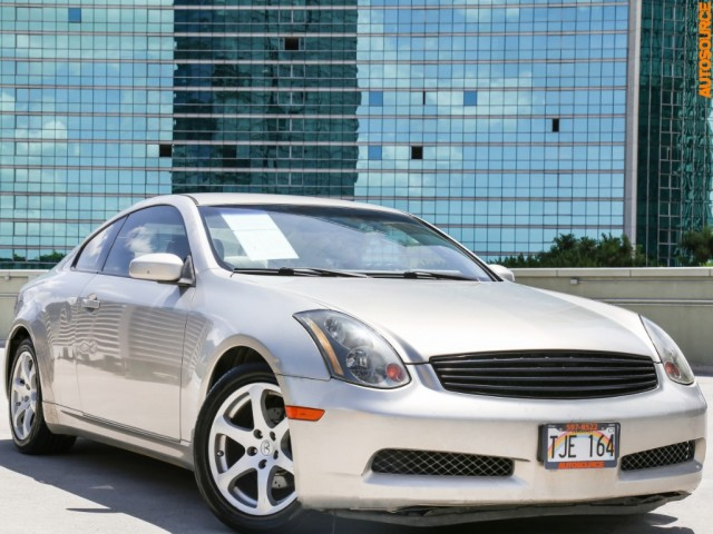 Infiniti G35 Coupe Autosource Automobile Dealership Located On