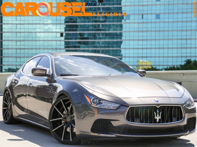 2015 Maserati Ghibli SQ4