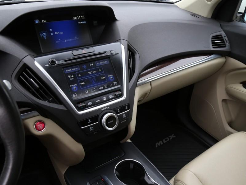 Acura MDX 2016 price $26,995