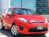 Ford Fiesta SE (Manual) 2012