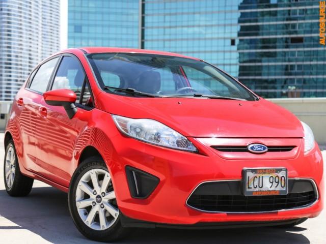 2012 Ford Fiesta SE (Manual)