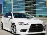 Mitsubishi Lancer Evolution X GSR (Manual) 2011
