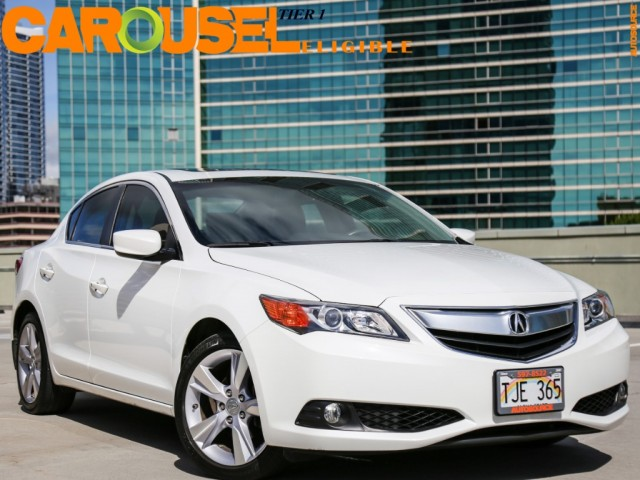 2015 Acura ILX w/ Tech Package