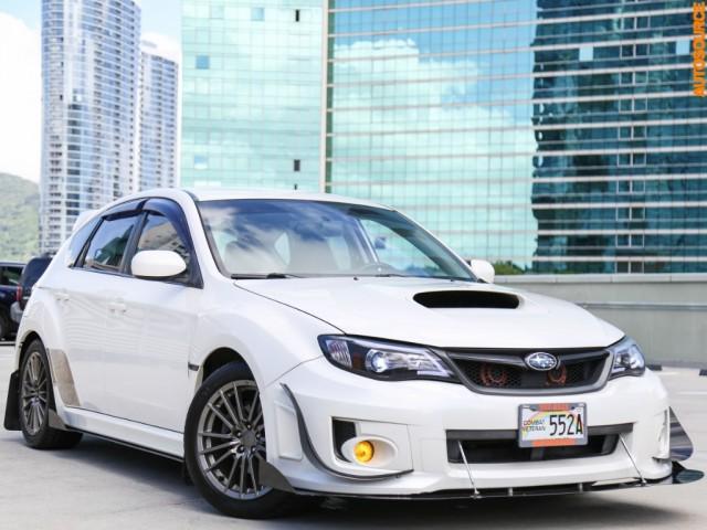2011 Subaru WRX HATCH(Manual)
