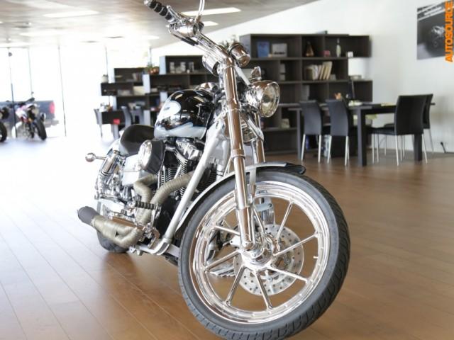 2007 Harley-Davidson Screamin' Eagle Dyna FXDSE