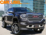 GMC 4WD LIFTED Sierra Denali 2016