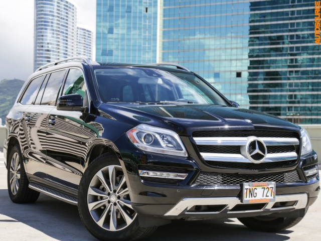 2014 Mercedes-Benz GL450 4MATIC