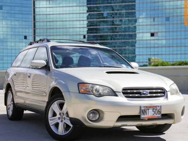 2005 Subaru legacy outback XT