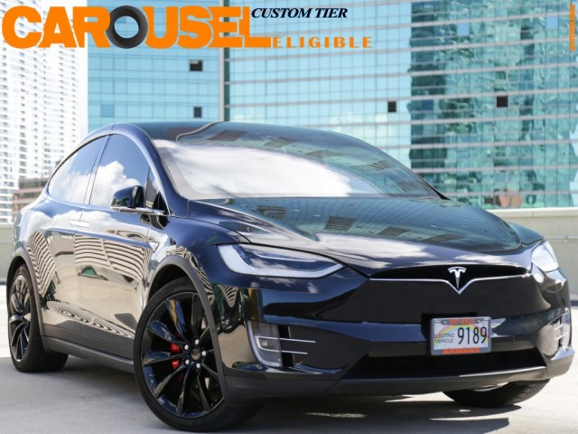 2016 Tesla Model X P90D w/ludicrous