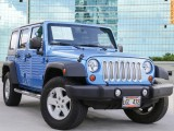 Jeep Wrangler Unlimited 4WD Sport 2010