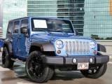 Jeep Wrangler Unlimited 4WD Sport 2010