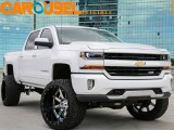 Chevrolet Six inch Lifted 4WD Silverado Z71 2016