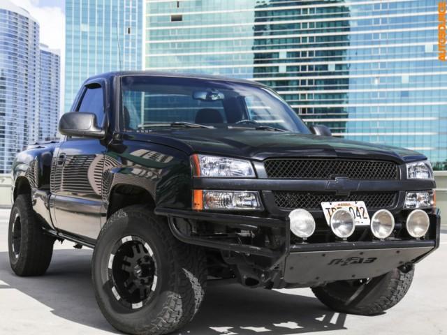 2004 Chevrolet 4WD Silverado