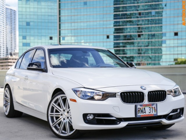 2012 BMW 328i Sport Package