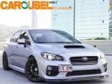 Subaru WRX (Manual) 2016