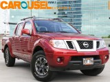 Nissan 4WD Frontier Pro 4X 2017