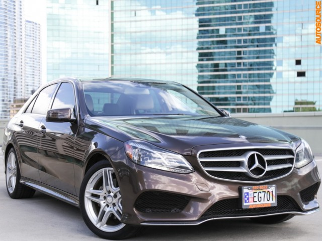 2014 Mercedes-Benz E350 4Matic Sports Package