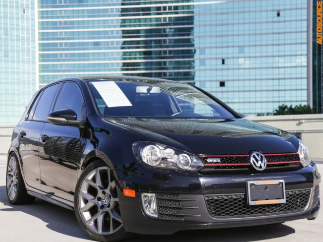 2013 Volkswagen GTI Autobahn Edition (Manual)