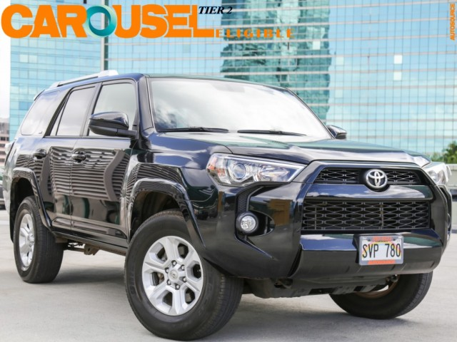 2016 Toyota 4WD 4Runner