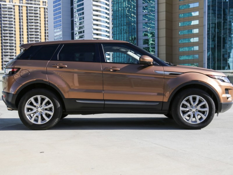 Land Rover Range Rover Evoque 2015 price $27,995
