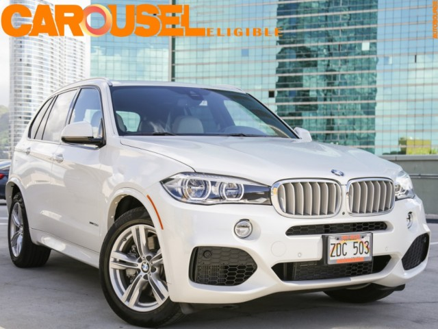 2016 BMW X5 50 V8 MSPORT