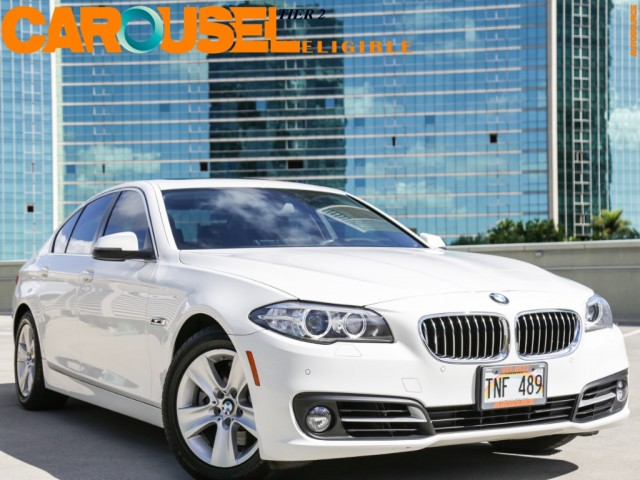 2016 BMW 528i Premium