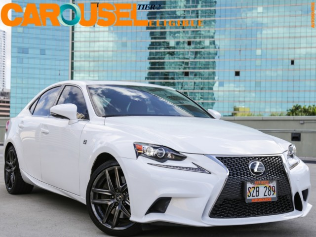 2016 Lexus IS200t F-Sport