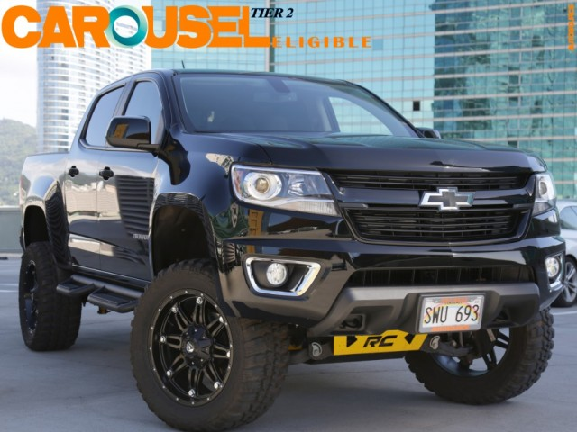 2016 Chevrolet 4WD Colorado Lifted w/Z71