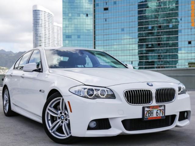 2013 BMW 535i M-Sport