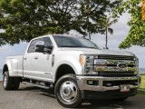 Ford F350 Diesel 4WD Lariat Dually 2017