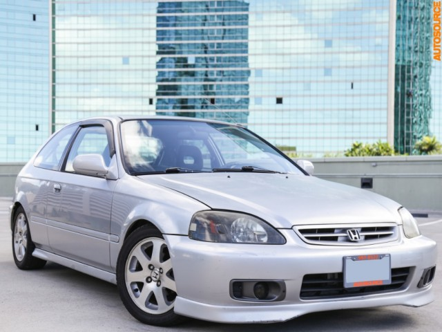 1996 Honda Civic (Manual)