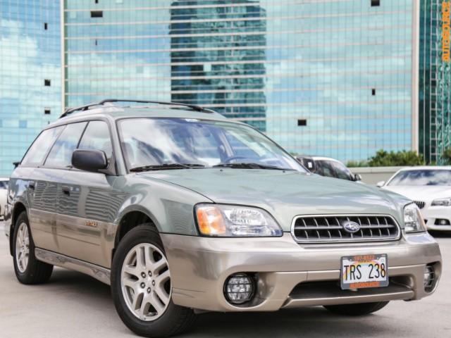 2003 Subaru Legacy Outback