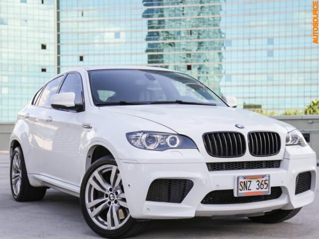 2012 BMW X6M