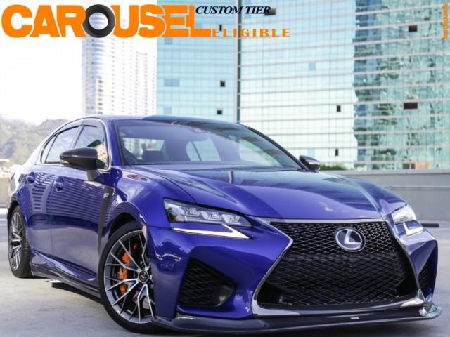 2016 Lexus GS-F