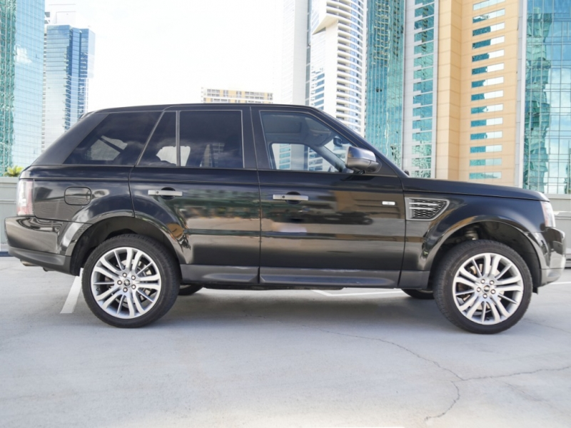 Land Rover Range Rover Sport HSE 2010 price $22,995