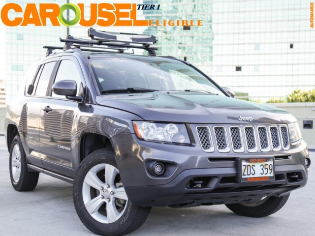 2014 Jeep Compass 4WD Latitude